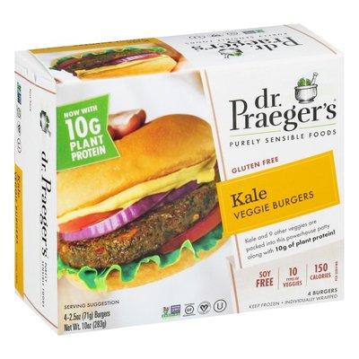 Dr. Praeger's Veggie Burgers, Kale