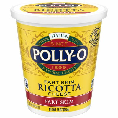 Polly-O Part-Skim Ricotta Cheese