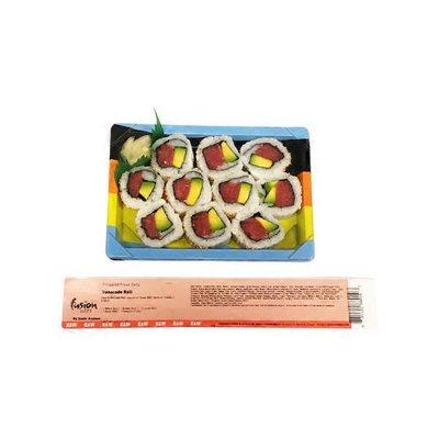 Fushion Sushi Sushi Avenue Tunacado Roll