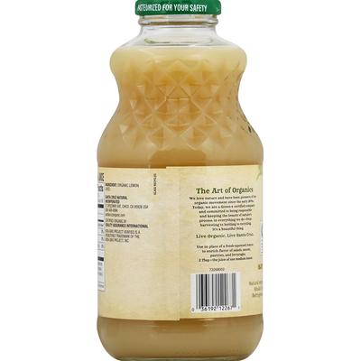 Santa Cruz Pure Lemon Juice