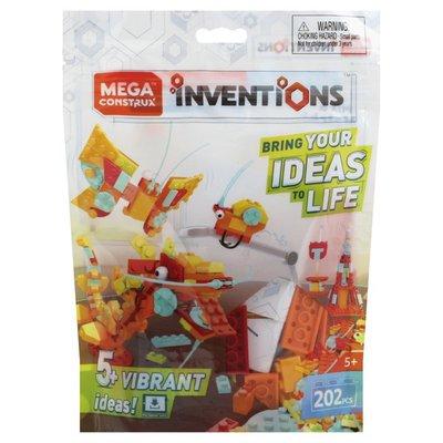 Mega Construx Toy, Inventions