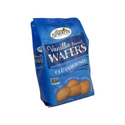 Sprouts Vanilla Wafers