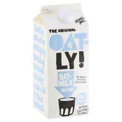 Oatly Oat-Milk, Low Fat