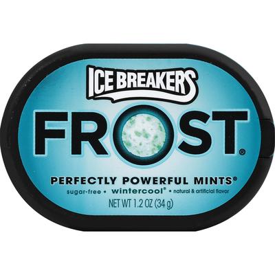 Ice Breakers Mints, Sugar-Free, Wintercool
