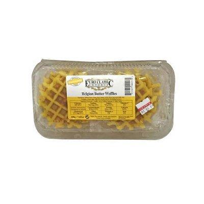Euro Classic Imports Belgian Butter Waffle