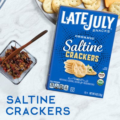 Late July Saltine Crackers