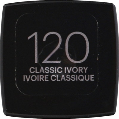 Maybelline Foundation, Matte + Poreless, Classic Ivory 120