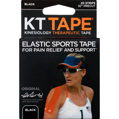 KT Tape Cotton Kinesiology Tape