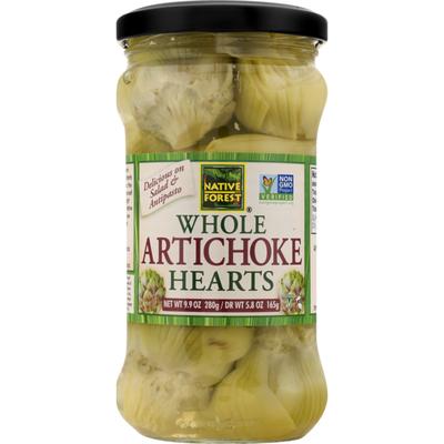 Native Forest Whole Artichoke Hearts