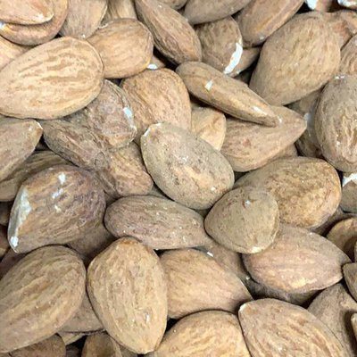 Raw Unpasteurized Organic Almonds