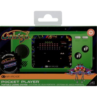 My Arcade Pocket Player, Galaga