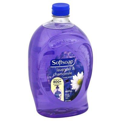 Softsoap Hand Soap Refill, Lavender & Chamomile