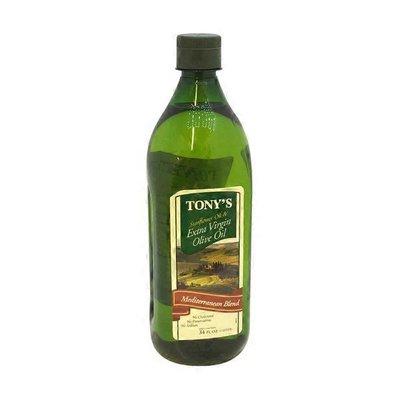 Tony's Mediterranean Blend Sunflower Oil & Extra Virgin Olive Oil
