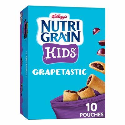 Kellogg's Nutri-Grain Soft Baked Mini Bars, Lunch Box Snacks