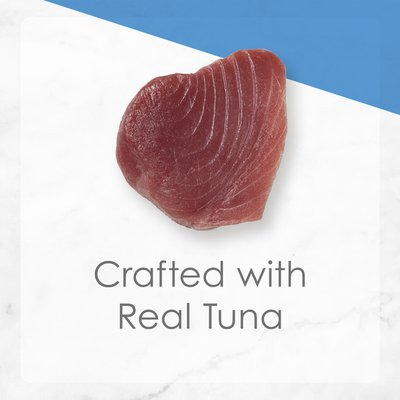 Purely Fancy Feast Wet Cat Food, Flaked Tuna Feast