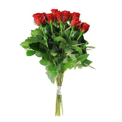 Red Rose Prom Bouquet Plants