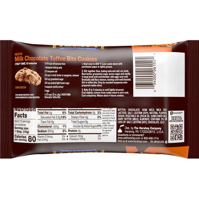 Heath Toffee Bits, Milk Chocolate