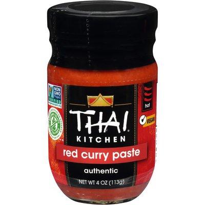 Thai Kitchen® Gluten Free Red Curry Paste