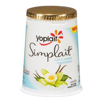 Yoplait Simplait Vanilla