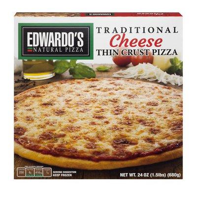 Edwardo's Thin Crust Pizza Cheese