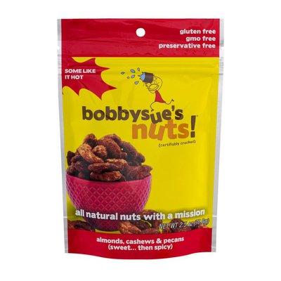 Bobbysue's Nuts! Bobbysues Nuts! Some Like It Hot