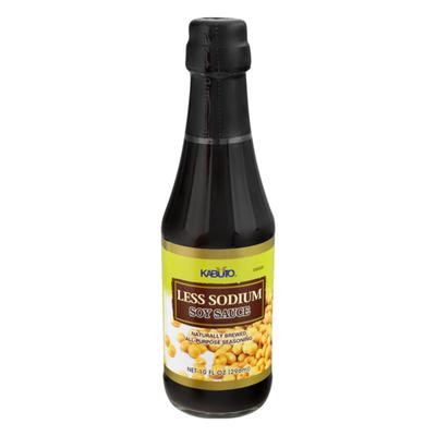 Kabuto Soy Sauce Less Sodium