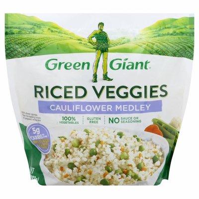 Green Giant Cauliflower Medley Riced Veggies