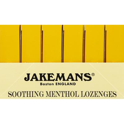 Jakemans Lozenges, Menthol, Soothing