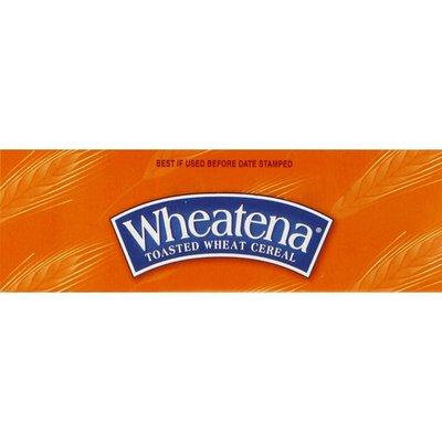 Wheatena Cereal, Toasted Wheat