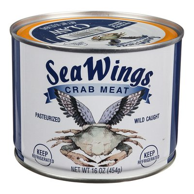 SeaWings Claw Crab Meat