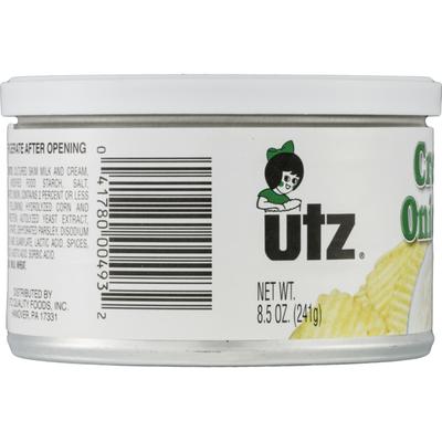 Utz Creamy Onion Dip