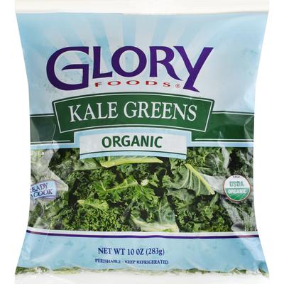 Glory Foods Kale Greens, Organic