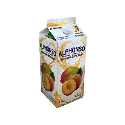 Alphonso Mango & Peach Real Fruit Beverage