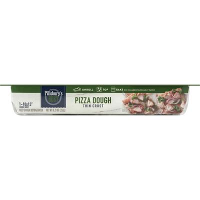 Pillsbury Pizza Dough, Thin Crust