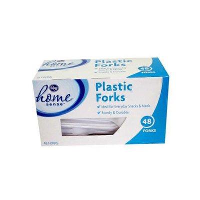 Kroger Forks, Plastic