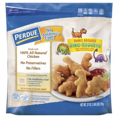 Perdue Panko Breaded Dino Nuggets