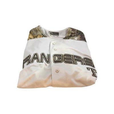 Rangers 84531 M27 A986 New York Rangers Button Down Jersey