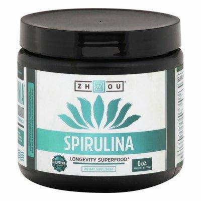 Zhou Spirulina, Powder