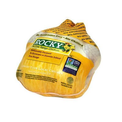 Rocky Whole Free Range Chicken
