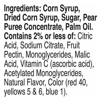 Fruit Roll-Ups Fruit Flavored Snacks, Flavor Mixers