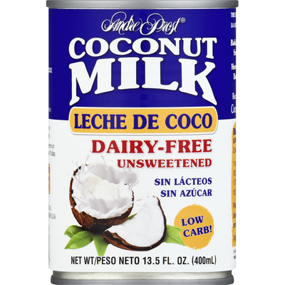 Andre Prost Unsweetened Coconut Milk