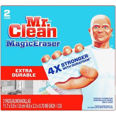 Mr. Clean Magic Eraser Extra Durable, with Durafoam