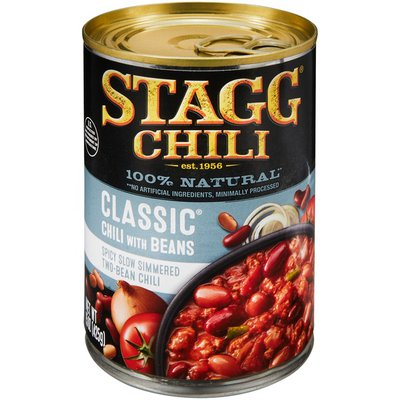 STAGG CHILI Chili with Beans