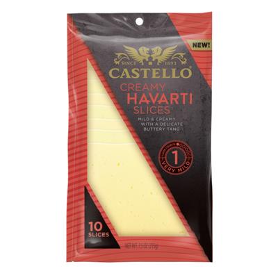 Castello Creamy Havarti Slices