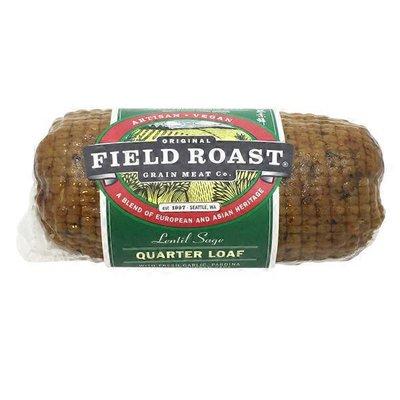 Field Roast Meatless Lentil Sage Meatloaf