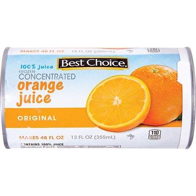 Best Choice Orange Juice