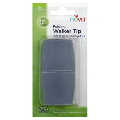 Nova Walker Tip, Folding