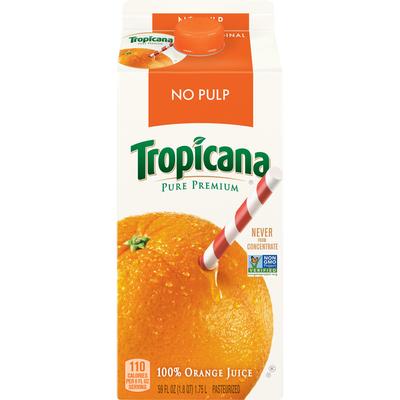 Tropicana PP NoPulp OJ 59FlOz