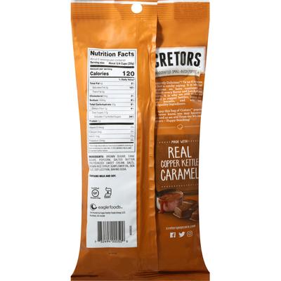 Cretors Popcorn, Caramel
