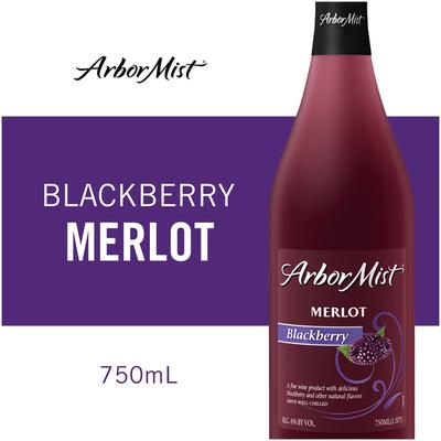 Arbor Mist Blackberry Merlot Fruit Wine